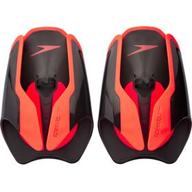 speedo Fastskin czerwony/czarny